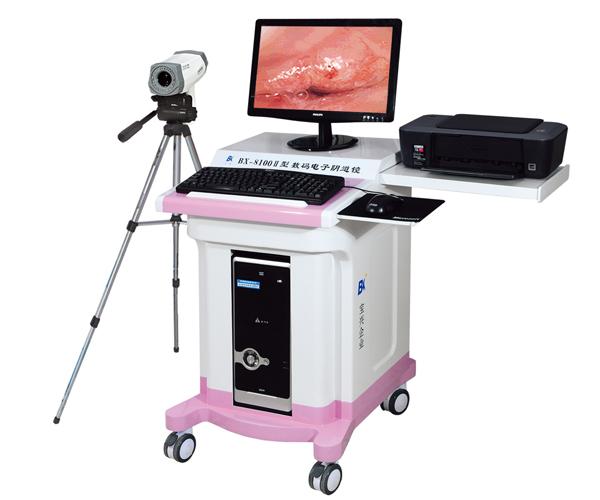 徐州宝兴电子数码阴道镜BX-8100型 妇科检查仪