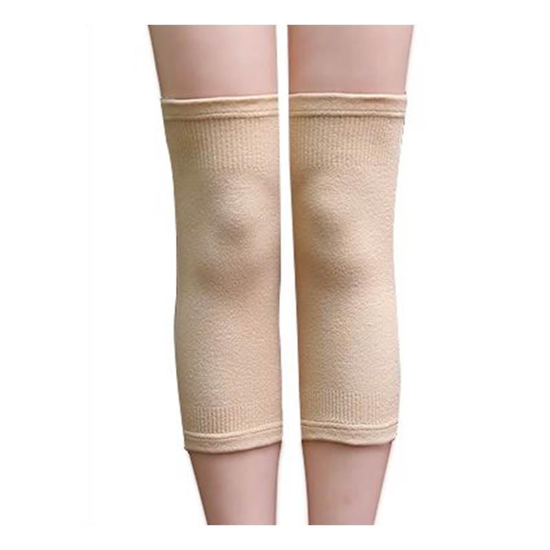 诺泰护膝 膝盖保暖轻薄透气 莫代尔棉竹炭纤维薄款男女通用