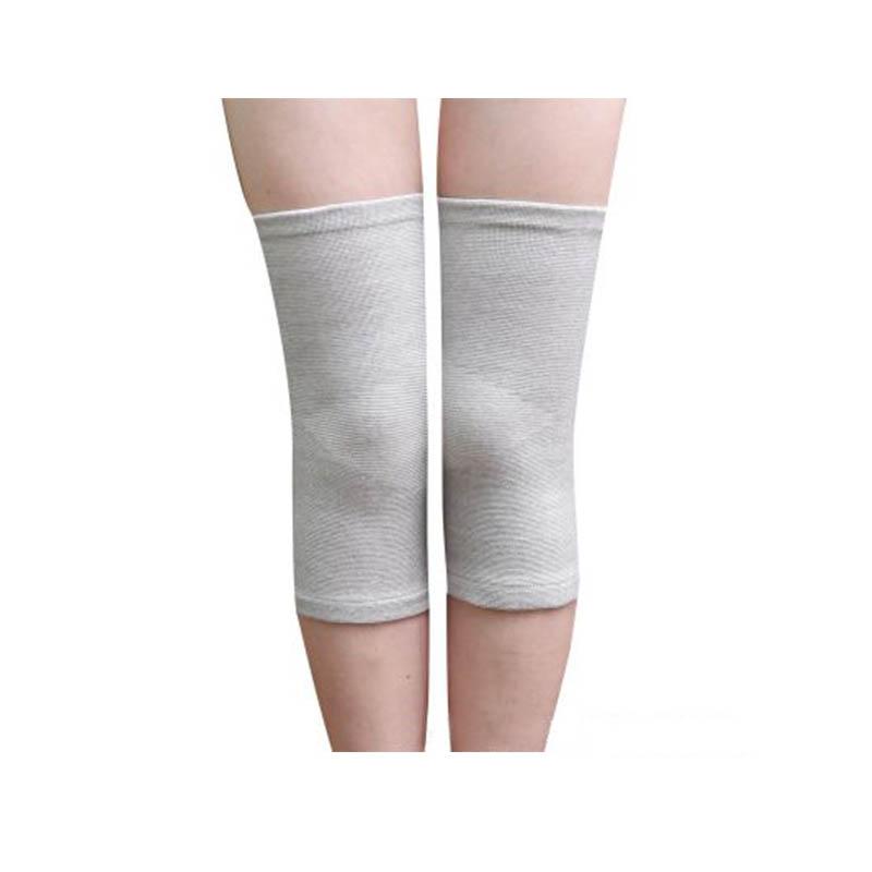诺泰 夏季四面弹竹炭护膝保暖轻薄高弹透气吸湿运动空调房保健