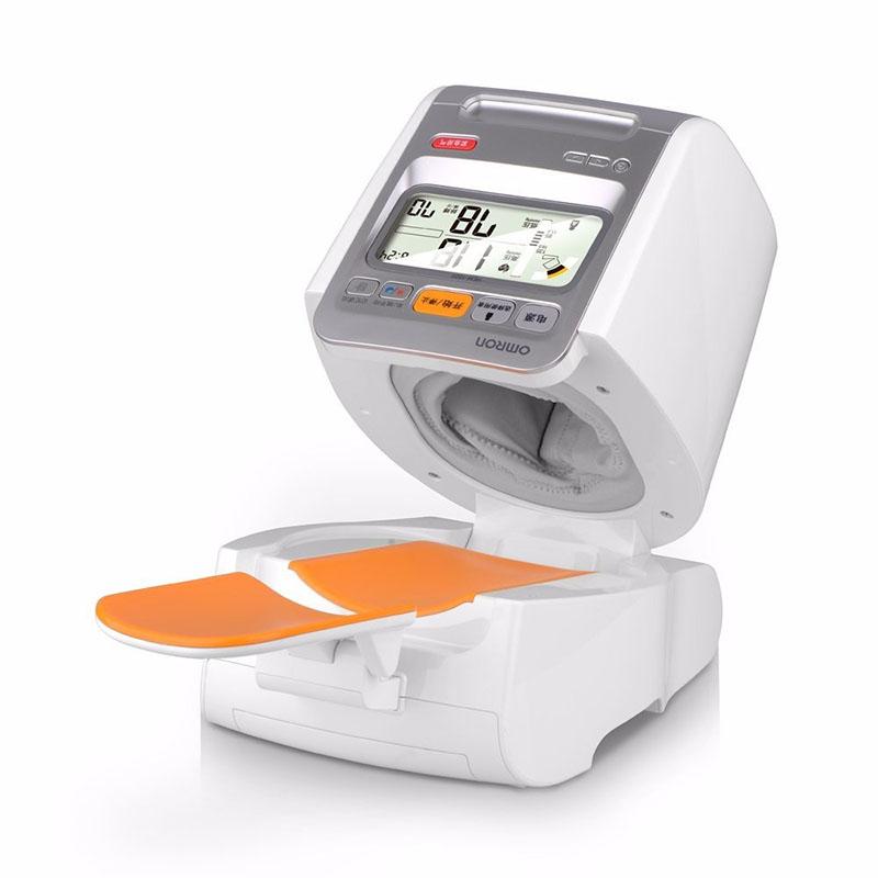 欧姆龙电子血压计1020 医用家用 上臂式血压仪
