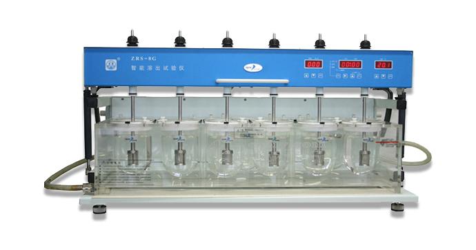 天大天发 ZRS-8G智能溶出试验仪 8杯
