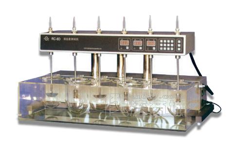 天光RC-8D溶出度测试仪 八杯八杆