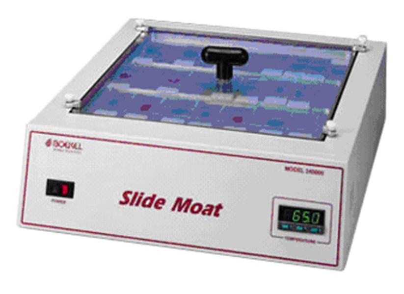 美国Boekel 240000-2 Slide Moat 原位分子杂交箱 温度范围5-100℃ 转速60rpm