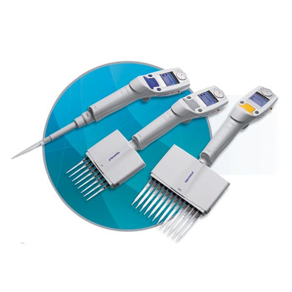艾本德 Eppendorf 5-100ul 8道电动移液器X
