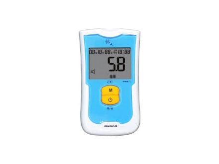 怡成微信5D-8B型血糖仪