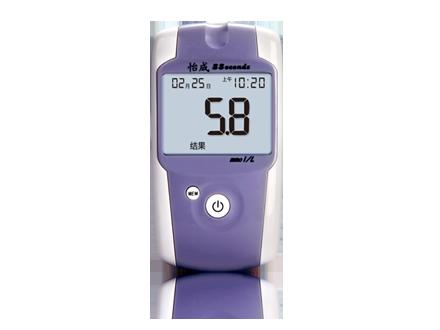 怡成5D-1型血糖仪