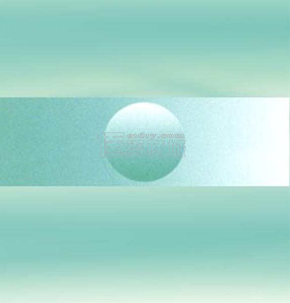 国产7103单凹磨砂边载玻片 50片/盒 盖玻片优品