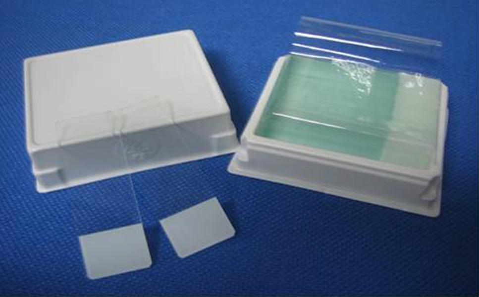 硅化防脱载玻片 50片/盒