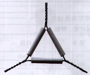 65*65*65三角框(泥三角)