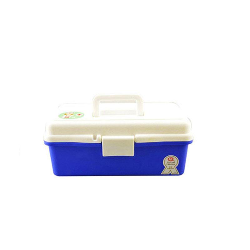 鱼跃家庭保健药箱不附器材32216