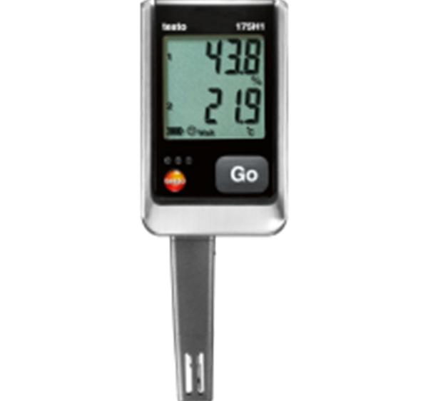 德图testo 175-H1 电子温湿度记录仪