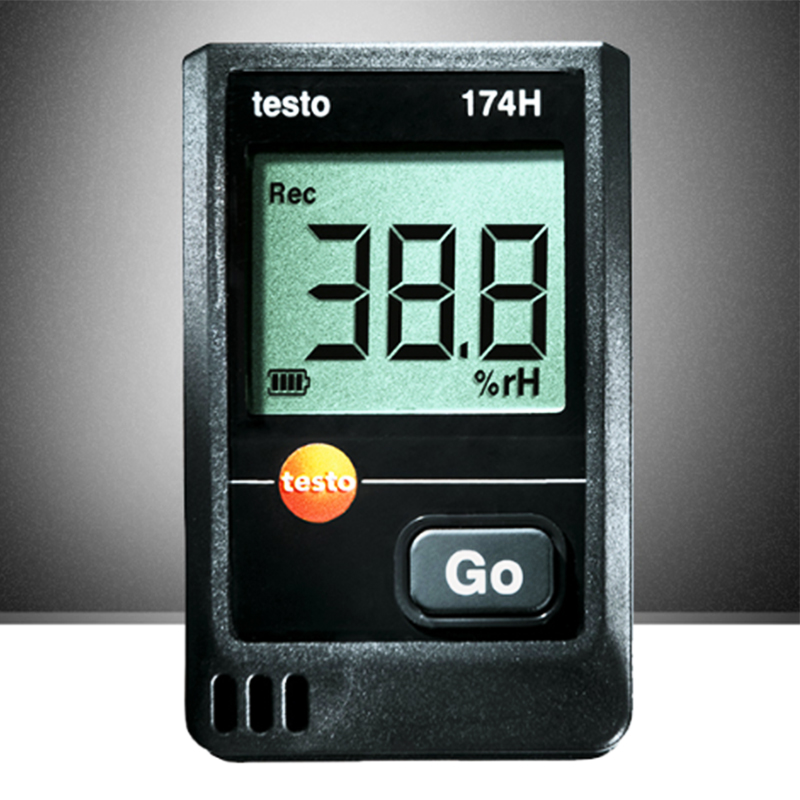 德图 testo 174H迷你型温湿度记录仪(单机)