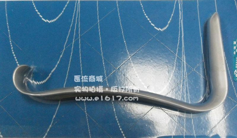 双头组织拉钩 12.5cm 2×1