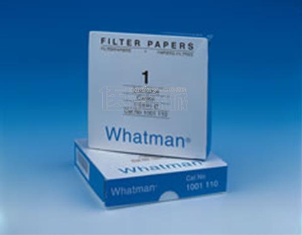 Whatman 1号滤纸圆型125mm 100/pk