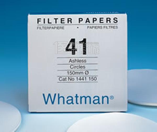 Whatman 40号滤纸 圆型110mm 100/pk