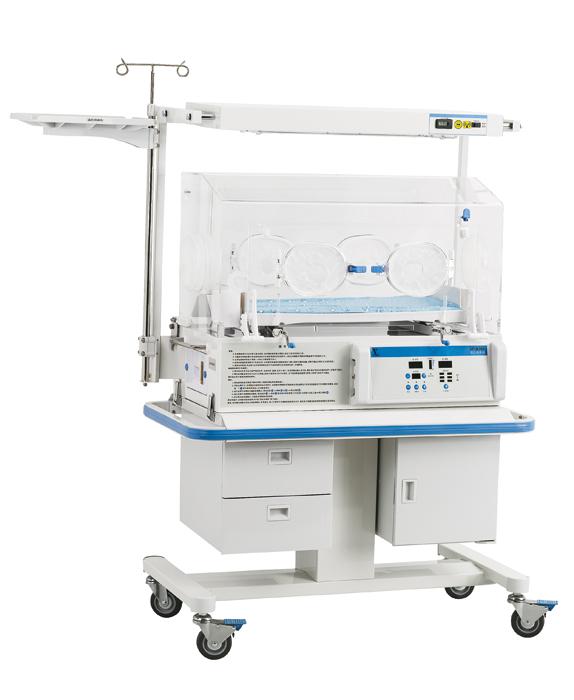 戴维 YP-90AB婴儿培养箱(箱温+肤温+蓝光箱)