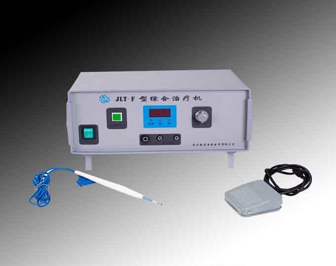 高频电离子治疗仪当高频振荡电路中的某一
