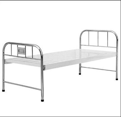 医邦XKB型碳钢喷塑平型病床