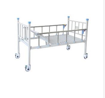 医邦XKBC型碳钢喷塑平型病床