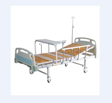 医邦XKB2C型木质双摇病床