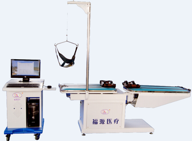 FYQ-A6 三维慢速牵引床 (电脑型)
